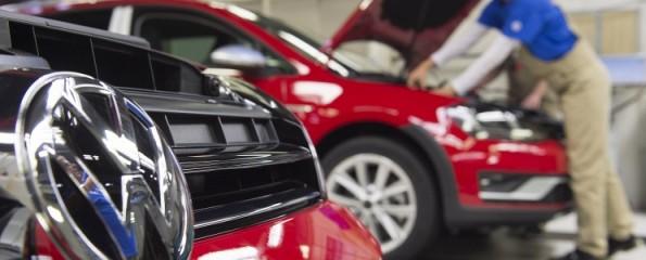 Volkswagen грозит штраф в $18 млрд