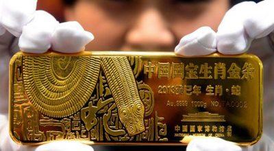 Где Китай прячет все свое золото?