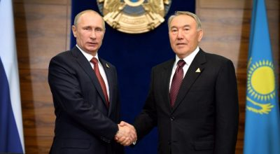 Россия и Китай: большая игра в Центральной Азии