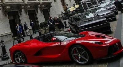 Ferrari подала документы на проведение первичного размещения на NYSE