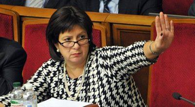 Наталья Яресько — министр финансов Украины