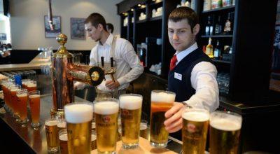 С нового года российские рестораны и бары могут остаться без спиртного