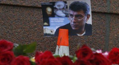 СКР подтвердил завершение расследования убийства Немцова