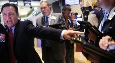 Рынок акций США поставил антирекорд в начале года