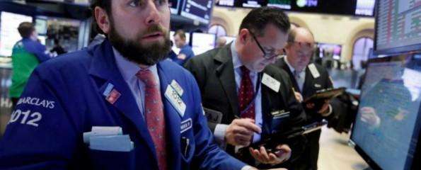 Обвал мировых фондовых рынков набирает обороты