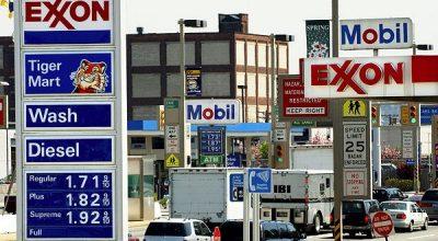Exxon Mobil снизила прогноз по росту китайского спроса на нефть
