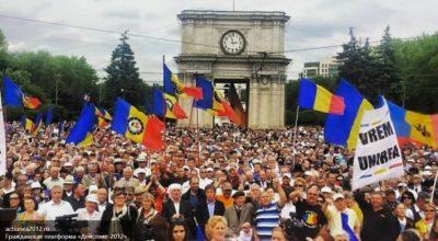 Мамалыжный майдан: Киевский сценарий для Кишинёва