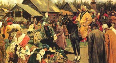 Русский царь Порошенко объявил войну Золотой Орде