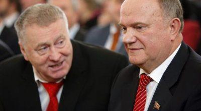 Америка выбирает между Жириновским и Зюгановым