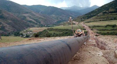 Иран рассчитывает увеличить поставки газа в Армению в пять раз