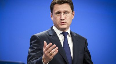 Александр Новак: заморозить добычу готовы экспортеры 75% нефти в мире