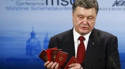 Украинцы на мюнхенской конференции – гастроли унылых клоунов