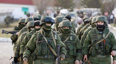 Кремль готовится к завоеванию Украины