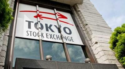 Рынок акций Японии рухнул более чем на 5%