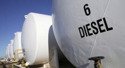 Российское дизельное топливо на Украине достанется карателям и убийцам