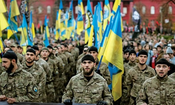 "Саакашвили заявил о прибытии в Одессу 300 бойцов ""Азова"""