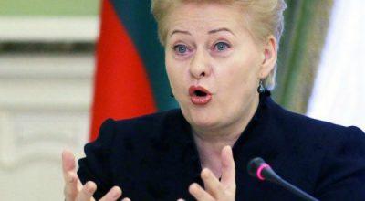 Паранойя: в Литве рассказали, как Россия будет на них нападать