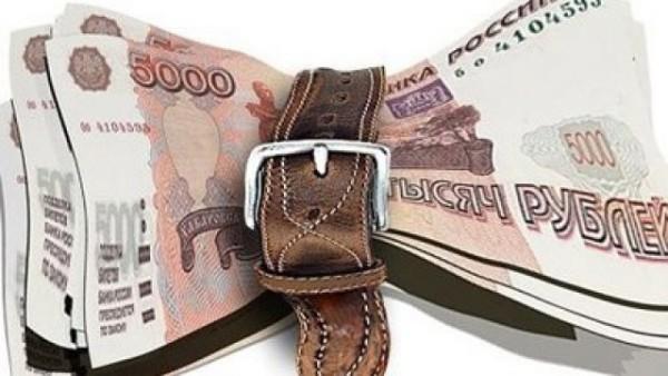 Дефицит бюджета России вырос до 8,6% ВВП