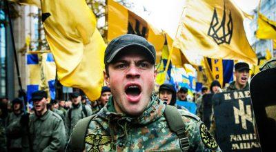 Война настоящих украинцев с нацистами: кто кого
