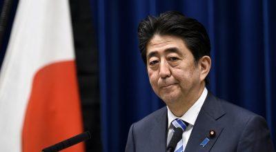 Премьер Японии в Сочи готовился к эпохе «после Обамы»