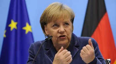 Оружие для Германии: зачем Меркель увеличение расходов на оборону