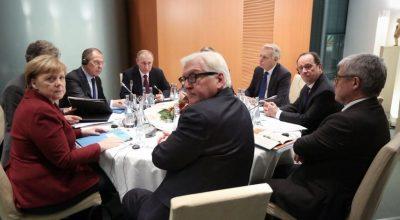 После берлинской вечеринки у Украины похмельный синдром