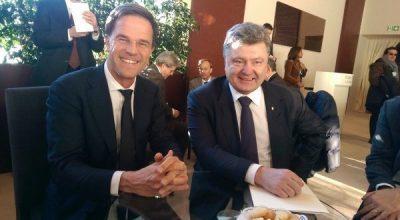 Украина: Голландцев — на ножи