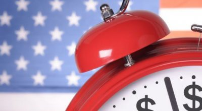 Госдолг США вырос на $294 млрд за 45 дней