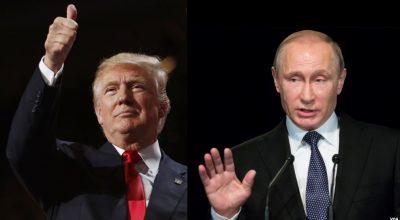 Путин и Трамп могут встретиться уже через неделю
