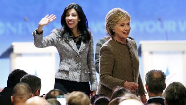 Аль-Каида по правую руку от Хиллари Клинтон: теперь возможно все