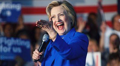 «Кыця Гиллари»: украинская элита ставит на Клинтон