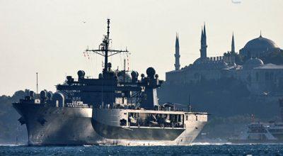 Шестой флот США готовится порвать конвенцию Монтре