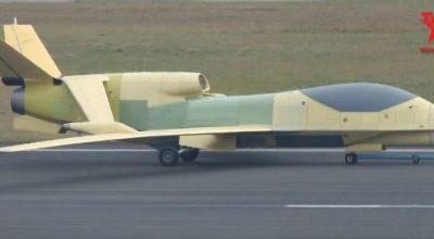 Китай вооружится беспилотником с замкнутым крылом