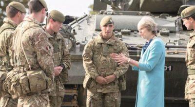 Daily Mail предрекла России победу над британской армией за один день