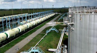 Доходы России от экспорта нефти сократились на 20%