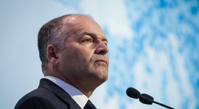 Новый президент Украины еще не избран. Но уже обозначен