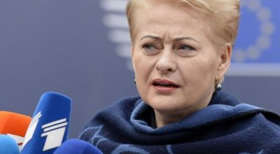 Доигралась: Литовцы готовы подвести Грибаускайте под импичмент?