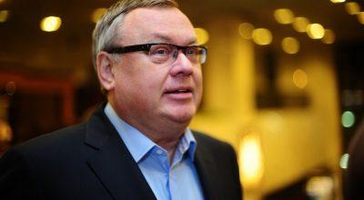 Костин: закупки валюты ослабят рубль на 5%