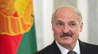 Лукашенко и кофта бабы Зины