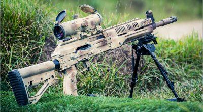 Двуствольный скорострельный снайпер: зачем Росгвардии создают новый пулемет
