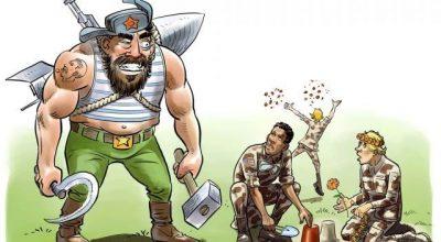 Подготовка к войне уже идет: Западных обывателей «натаскивают» на войну с РФ