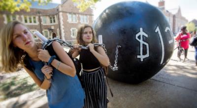 Три четверти американцев умирают в статусе должников