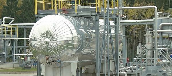 «Газпром» не пустит литовцев к латвийскому газохранилищу