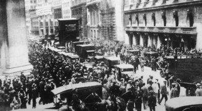 Правительство США повторит крах 1929 года