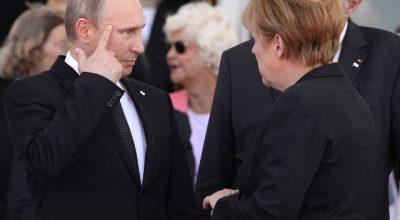 Визит Меркель в Москву - попытка предотвратить худшее