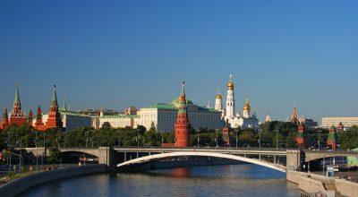 Украинец впервые в Москве: