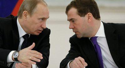 Путин и Медведев боятся развивать российскую экономику