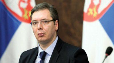 Кто пугает президента Сербии?