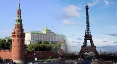 Французские СМИ: что будет с отношениями России и Франции после выборов
