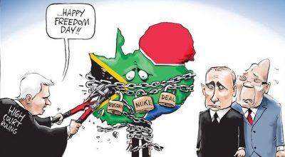 Южную Африку пугают «русской ядерной сделкой»